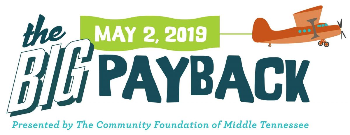 The #BigPayback is coming – May 2, 2019!